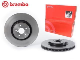Тормозной диск передний передний SUBARU Impreza WRX STI 2001 - 2007
