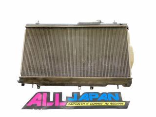 Радиатор охлаждения двигателя передний SUBARU Impreza WRX GGA контрактная