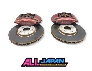 Тормозные суппорта переднее MITSUBISHI Lancer Evolution 2003
