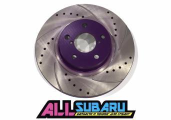Тормозной диск передний передний SUBARU Impreza 1992 - 2012