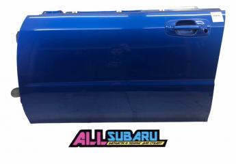 Дверь передняя левая передняя левая SUBARU Impreza WRX STI 2003-2005
