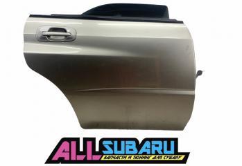 Дверь задняя правая задняя правая SUBARU Impreza WRX STI 2006 - 2007