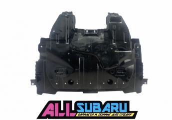 Защита двигателя Subaru Forester 2004