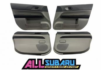 Обшивка двери Subaru Forester 2004