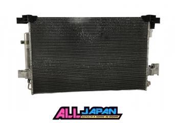 Радиатор кондиционера MITSUBISHI Lancer 2007 - 2011