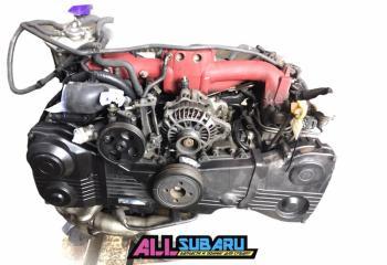 Двигатель Subaru Forester 22.03.2004