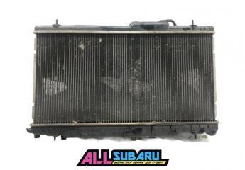 Радиатор охлаждения двигателя SUBARU Impreza WRX GG EJ205 контрактная