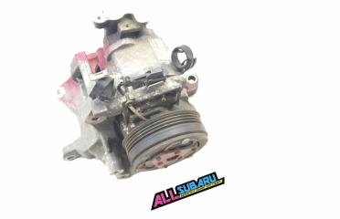 Компрессор кондиционера Subaru Legacy 2006 BL5 EJ204 контрактная