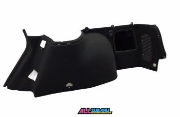 Обшивка багажника задняя правая Subaru Forester 2001 SF5 EJ205 (2.0L EMPI DOHC turbo) контрактная