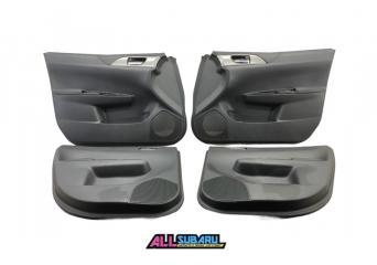 Обшивка двери Subaru Impreza WRX 2007 - 2010