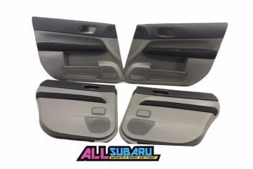 Обшивка двери Subaru Forester 2003-2005