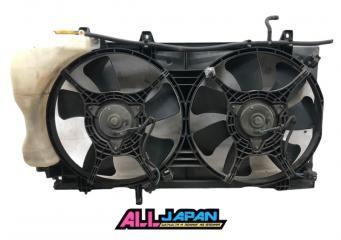 Вентилятор охлаждения двигателя Subaru Forester SG EJ255 контрактная