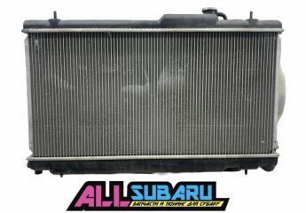 Радиатор охлаждения двигателя Subaru Impreza WRX GGA EJ205 контрактная