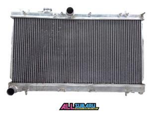 Радиатор охлаждения двигателя Subaru Impreza WRX STI GDB EJ207 контрактная