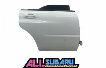 Дверь задняя правая Subaru Impreza WRX STI GDB EJ207 контрактная