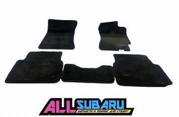 Коврики салона Subaru Forester SG9 EJ255 контрактная