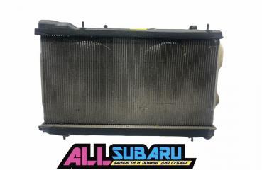 Радиатор охлаждения двигателя Subaru Forester SG9 EJ255 контрактная
