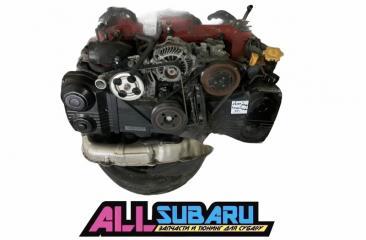Двигатель Subaru Impreza WRX STI GDB EJ207 контрактная