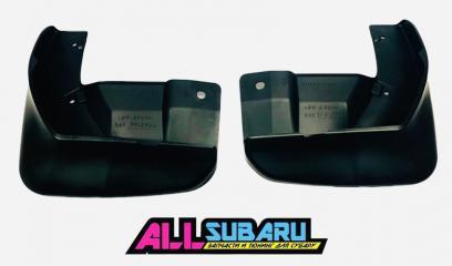 Брызговики комплект задние SUBARU Impreza WRX GD новая