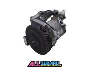 Компрессор кондиционера Subaru Impreza GGA EJ205 контрактная