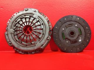 Корзина сцепления + диск Renault Kangoo 1 Минивэн K9K714 контрактная