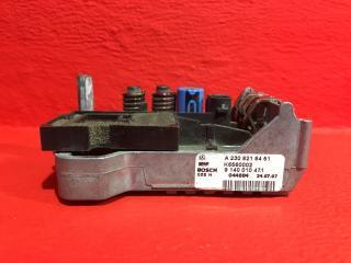 Резистор отопителя Mercedes-Benz S-Class W220 Седан M112944 контрактная