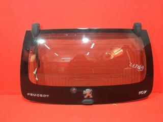 Стекло двери багажника Peugeot 107 Хетчбэк CFB (1KR-FE) 1.0 контрактная