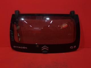 Стекло двери багажника Citroen C1 Хетчбэк 1KR-FE ( CFB ) 1.0 бензин 998 куб.см. 68 л.с. контрактная
