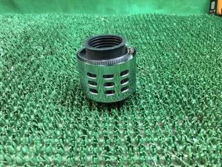 Фильтр возд. нулевик (d=38mm) металл с крышкой мотоцикл