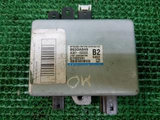 Запчасть блок управления электроусилителем руля Mitsubishi Outlander 2012-