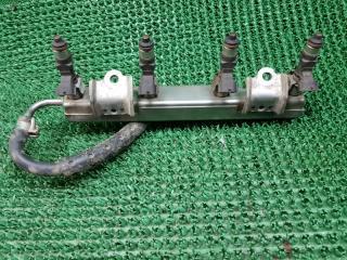 Топливная рампа с форсунками Nissan Micra 2002-2010
