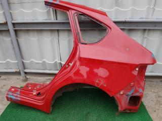 Запчасть крыло заднее левое Subaru Impreza 2008-2014