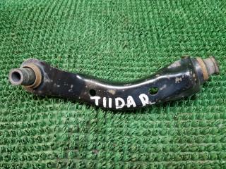 Запчасть рычаг подвески передний правый Nissan Tiida 2013