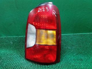 Запчасть фонарь задний правый Hyundai Trajet 2000-2008