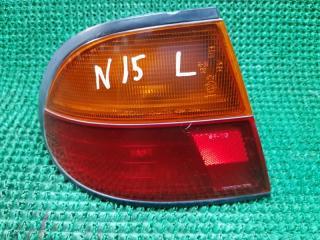 Фонарь задний левый Nissan Almera 1995-2000