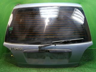 Дверь багажника задняя Daewoo Matiz 1998-