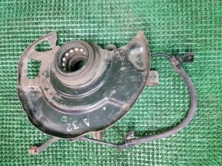 Кулак поворотный передний левый Nissan Maxima 1994-2000