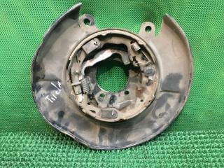 Тормозной механизм задний правый Nissan Tiida 2013