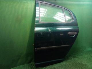 Дверь задняя левая Toyota Yaris 1999-2005