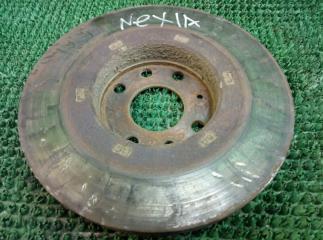 Запчасть тормозной диск передний Daewoo Nexia 2011
