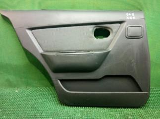 Обшивка двери задняя левая Daewoo Nexia 2011