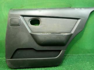 Обшивка двери задняя правая Daewoo Nexia 2011