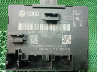 Запчасть блок комфорта задний левый Audi Q3 quattro 2011-2014