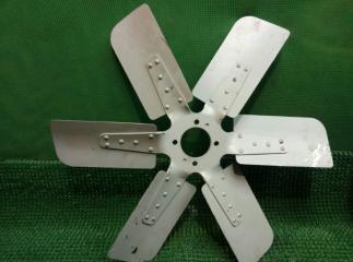Крыльчатка вентилятора МАЗ