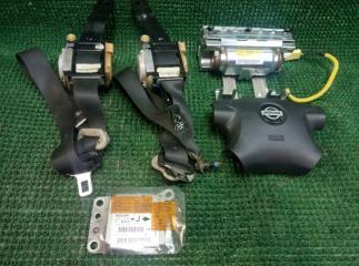 Комплект безопасности Nissan Almera N16 2000-2006