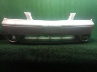 Запчасть бампер передний Kia carens 1999-2002