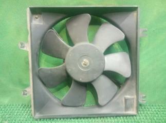 Запчасть вентилятор радиатора передний Kia carens 1999-2002