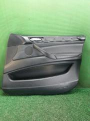 Обшивка двери передняя правая BMW X6