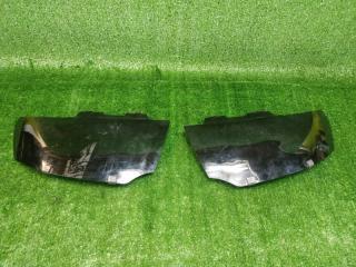 Очки накладки фар тонированные передние Mitsubishi L200 2007-2016