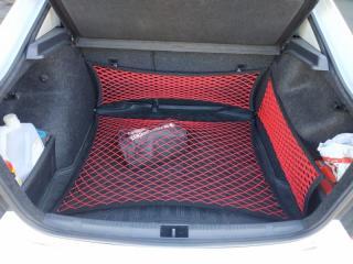 Запчасть сетка багажника задняя Skoda Rapid